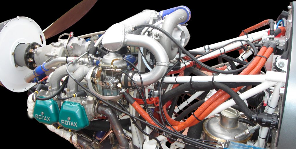 SUPERCHARGER Rotax® 912/14 140HP – Flygas