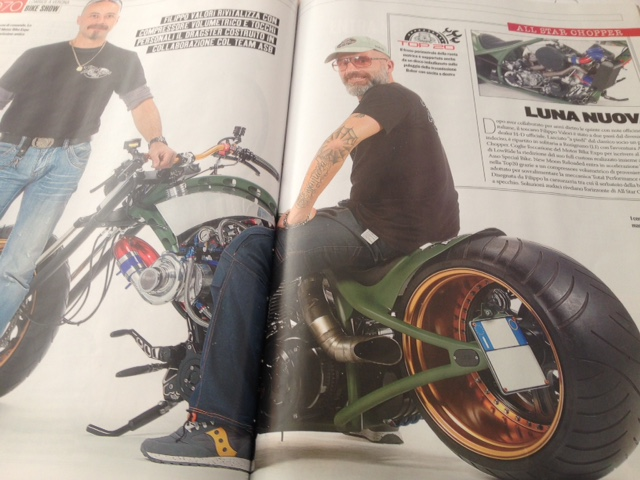 MAGAZINE article flygagas turbocharger