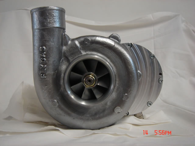 GAS SUPERCHARGER A/R 054