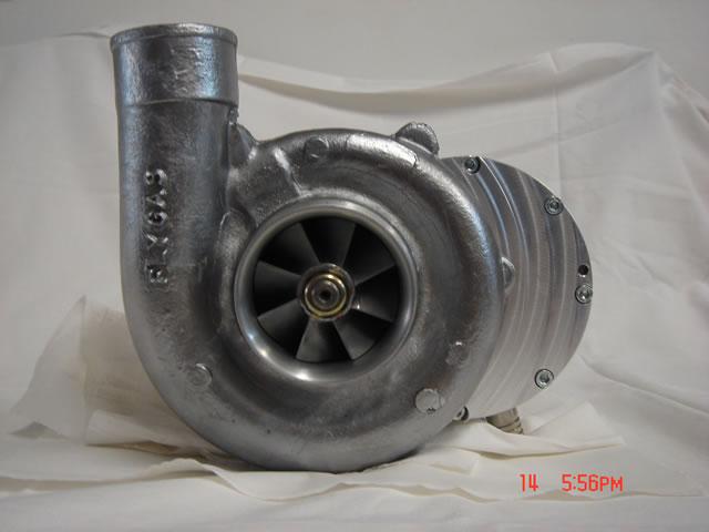 GAS SUPERCHARGER A/R 054